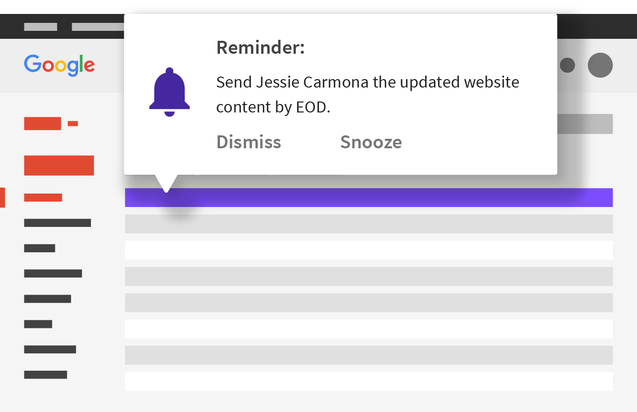 FollowUp Personal CRM - reminders